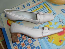 Кожаные туфли р. 41. Кожа натуральная полностью.