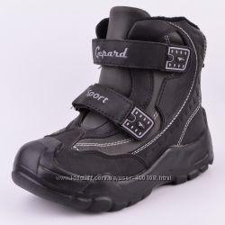 Ботинки зимние B&G Размеры 30-35 Распродажа Склада