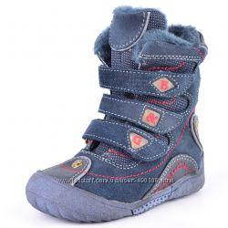 Ботинки зимние B&G Размеры 22-31 Распродажа Склада