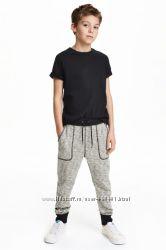 Спортивные трикотажные брюки h&m