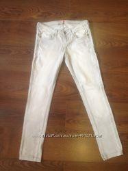 джинсы Bershka  серые , трубочки