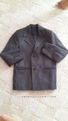 пиджак в школу 8-10 лет