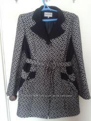 пальто осень утепленное 48-50 раз