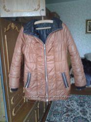 курточка евро зима синтипон 48 раз