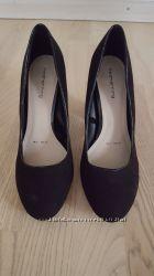 Redherring туфли 39р, каблук 10, 5 см лак, стелька 26см