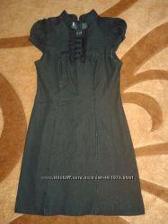 Теплое платье, офисный вариант