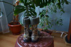 Резиновые сапожки Demar 22-23 размер