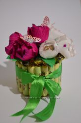 Подарки  - сладкие букеты