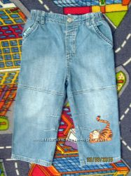 Летние джинсы GEORGE DISNEY