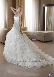 Свадебное платье от Pronovias Проновиас