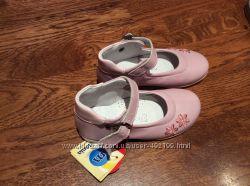 Весенняя обувь для девочки, туфельки