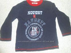 Фирменные регланы и футболки, майки, рубашки на мальчика 3-4 лет