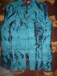 Женский нарядный жилет