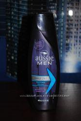 Австралийский шампунь aussie 2 в 1 для мужчин.