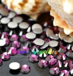 Стразы хрустальные  цвет  Аметист   amethyst