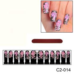 Наклейки для ногтей дизайн С 2-014