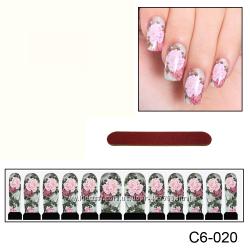 Наклейки для ногтей дизайн С 6-020