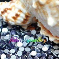 Стразы хрустальные цвет  Танзанит  tanzanite