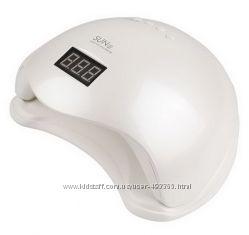 Лампа  LED UV Lamp SUN 5 48W гибрид  для гель лака  и геля