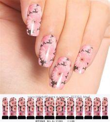 Наклейки для ногтей  дизайн С 3-006