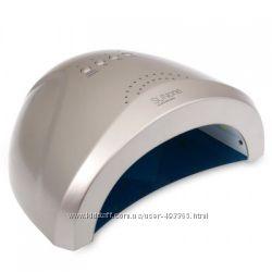 Лампа SUNone 48W Professional UVLED цвет gold  для гель лаков и гелей