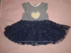 Платья на девочку нарядные р. 12 месяцев Little Me,  Nannette baby