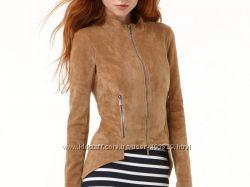 Куртка из натуральной замши в наличии размер С -М