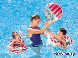 Мяч, матрас, круг надувные по доступным ценам для детей, в наличии