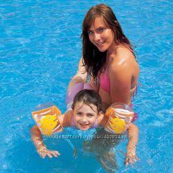 Жилет, нарукавники надувные детские 3-6 лет, доступные цены