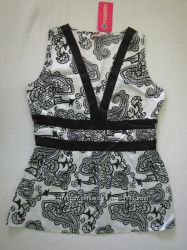 новая туника блузка летняя размеры S-XL распродажа