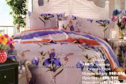 Качественная постель по старым ценам. Поплин, 100  хлопок, Евро размер