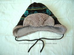 Зимняя шапка Lenne Cargo коричневая