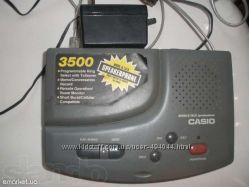 Телефонный автоответчик CASIO 3500