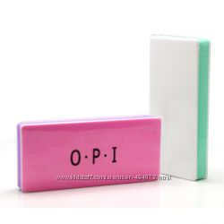 Баф OPI плоский для полировки ногтей