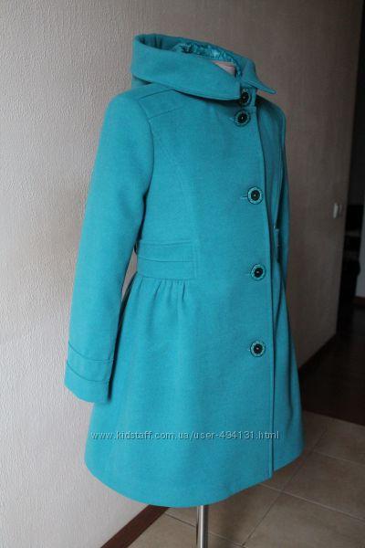 596ca0bd2f34 Кашемировое пальто Илона ТМ Deffchonki. Детские демисезонные куртки -  Kidstaff   №15387523