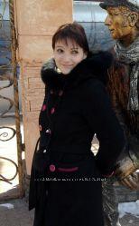 Женское пальто, размер 48
