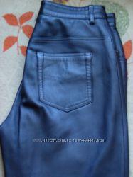Женские Кожаные брюки, Турция, р. 42