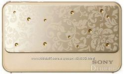 Фотоаппарат Sony Cybershot DSC-T99D Gold Чехол