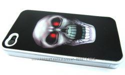 3D Чехол для Apple iPhone 4, 4S