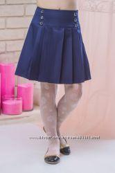Школьная юбка рост 146см арт 2343