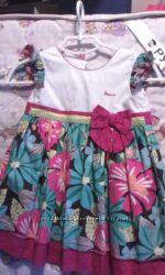 нарядное платье нового состояния на девочку фирмы LAURA