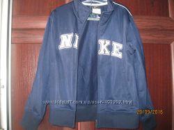 Спортивна кофта Nike оригінал на хлопчика 6р.