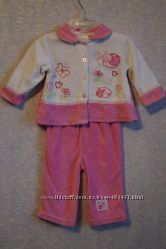 Красивый костюмчик NANNETTE на малышку 6-9 месяцев