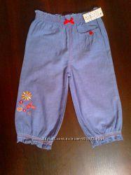 Летние джинсы, капри F&F. Новые
