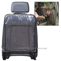 Защитный чехол на спинку переднего сиденья авто