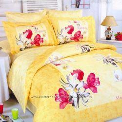 Комплект постельного белья ТМ Le Vele сатин сама низкая цена