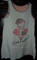 Фирменная ночная рубашка на 3-4 года