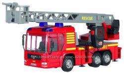 Машинка Пожарная функциональная Dickie 3443997