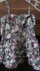 Модный сарафан на 4 года