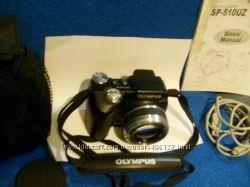 Фотокамера Olympus SP-510UZ